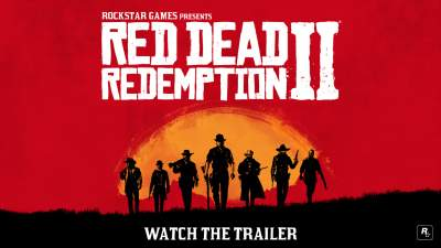 Red Dead Redemption 2 cover art revealed