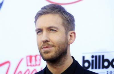 Calvin Harris and Girlfriend Involved in Serious Beverly Hills Car Crash
