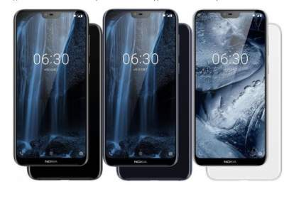 Nokia X6 with iPhone X-like notch, dual rear cameras announced