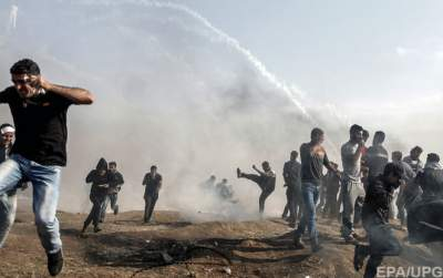 Dozens of Palestinians wounded in 6th weekly Gaza protest