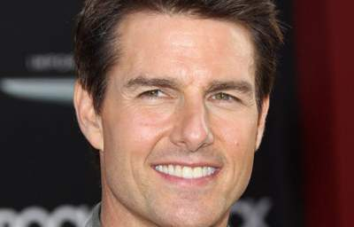 Tom cruise wanted to be in the image of a superhero