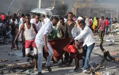 Explosion in Somalia town near Mogadishu kills seven soldiers