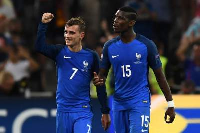 Paul Pogba Named to France's Full 2018 World Cup Provisional Squad Roster