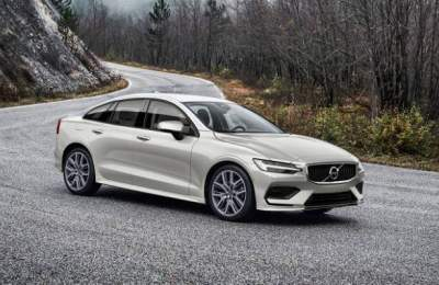 Volvo commits to non-diesel future from 2019