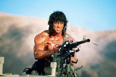 Stallone will play Rambo