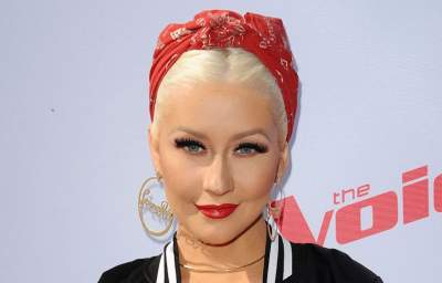 Christina Aguilera Announces First Tour In Over 10 Years