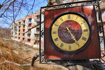 How to live the only inhabitant of an abandoned Russian town