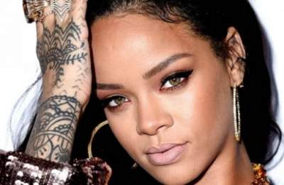 Rihanna 'stalker' charged after 'breaking into her home'