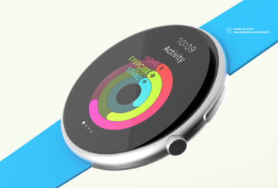 Round Apple Watch could be on the way, according to awarded patent