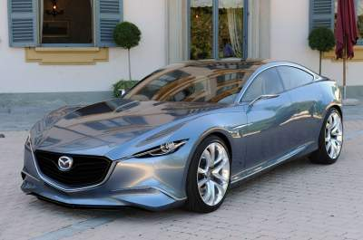 The Long Awaited Mazda Rx 9 Showed On The New Rendering Micetimes Asia