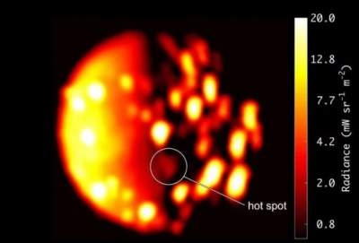 NASA's Juno locates undiscovered Volcano on Jupiter's Io moon