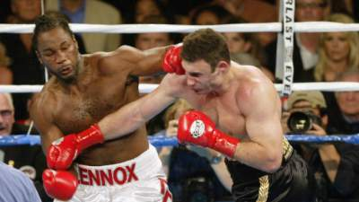 Exhibition rematch between Vitali Klitschko and Lennox Lewis will not take place