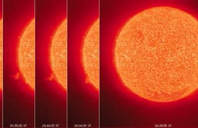 NASA readies probe into Sun's atmosphere