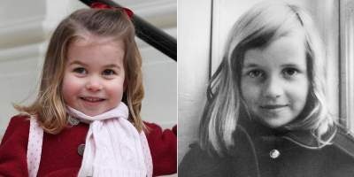 Princess Charlotte shares uncanny resemblance with Diana in recent photos
