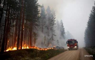 Sweden wildfire threat hits 'extreme' level across the country