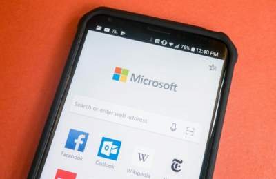 Microsoft Edge starts testing visual search with iOS beta users