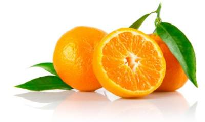 An orange a day keeps blurred vision away, study finds