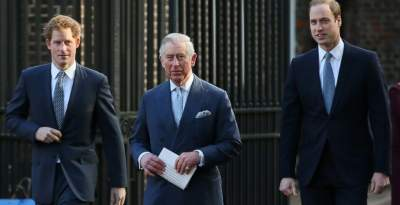 Prince Charles and Prince William 'snubbed' Trump during United Kingdom  visit