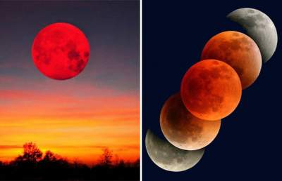 'Blood moon' to grace Nigerian skies on July 27