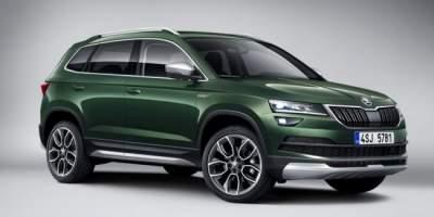 Rugged Skoda Karoq Scout Revealed With Standard All-Wheel Drive