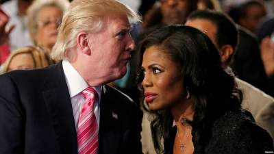 Recording: Omarosa offered $15000 a month to be 'positive'