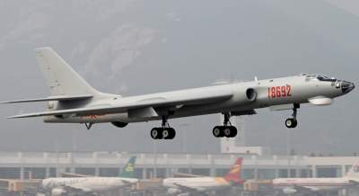 China 'likely training for strikes' on U.S.  targets