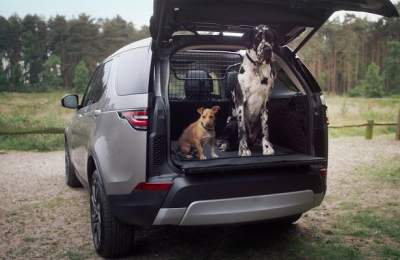 Land Rover launches Pet Pack add ons