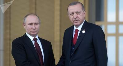 Erdogan to meet Putin again in bid to avert attack on Idlib