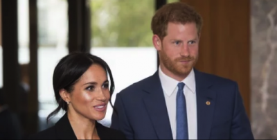 Unseen footage reveals tender moment between Prince Harry and Meghan