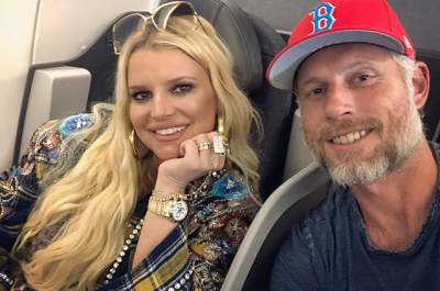 Jessica Simpson pregnant with baby No. 3
