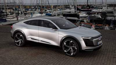 Audi charges into the EV market with 2019 e-tron