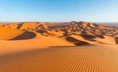Large-Scale Wind & Solar Development Could Reshape The Sahara