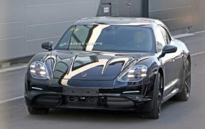 Porsche Mission E Cross Turismo will make it into production