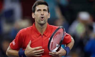 Novak Djokovic takes Shanghai Masters for fourth time