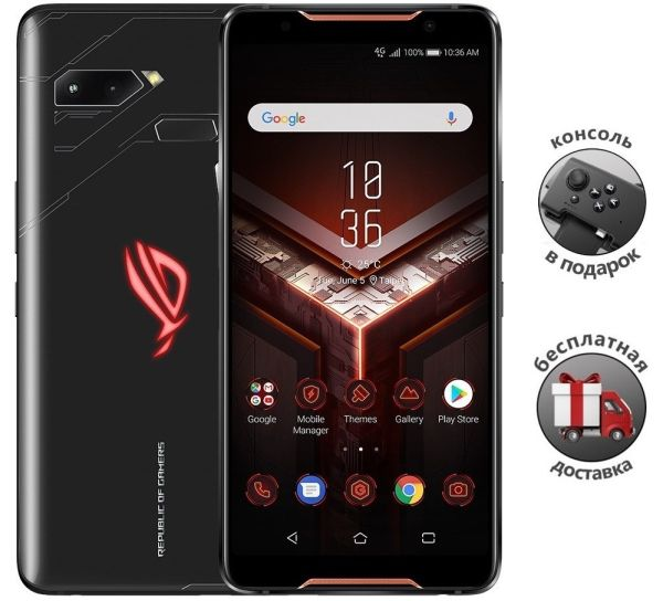 Published current rating of the world's most powerful smartphone