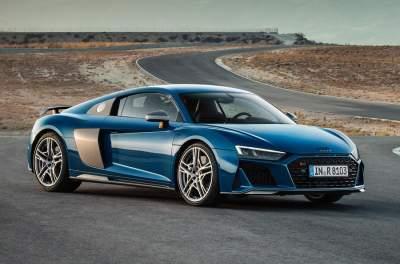 Автоновости,Audi-R8