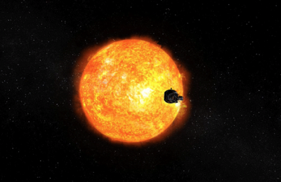 Spacecraft breaks record for coming closest to Sun