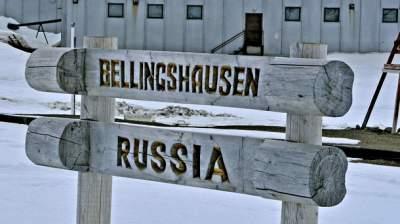 Russian researcher stabs colleague in Antarctica