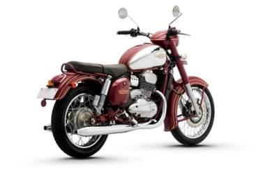 Jawa introduced new motorcycles