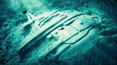 Disclosed the secret of abnormal & # 39; an object in the Baltic Sea