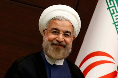 Rouhani calls for Muslims to unite against United States Reuters, Dubai