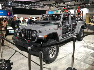 Jeep Gladiator Official Photos And Info Leaked Hours Before Official Reveal