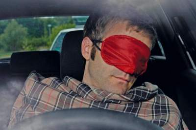 Experts have described the awful statistics for falling asleep at the wheel