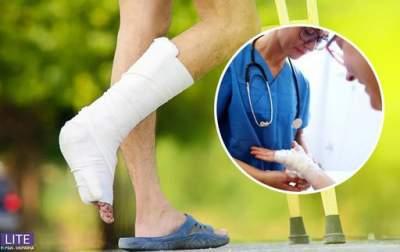 Медики развенчали распространенные мифы по переломах