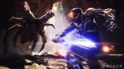 EA announces December start date for Anthem's closed alpha