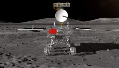 China to land on Moon's dark side on its historic lunar mission