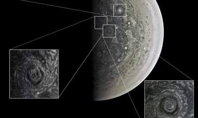 NASA's Juno Spacecraft nearing halfway of Jupiter mission