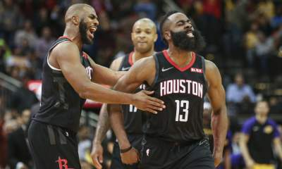 Paul hails 'sick' Harden after record-breaking display