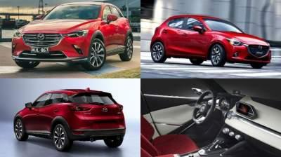 Mazda готовится представить новый кроссовер