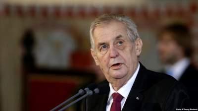 За 6 лет ни одного шпиона: президент Чехии раскритиковал разведку